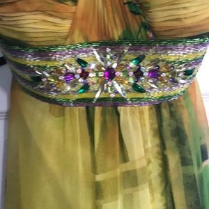 Dresses & Skirts - Used once prom dress